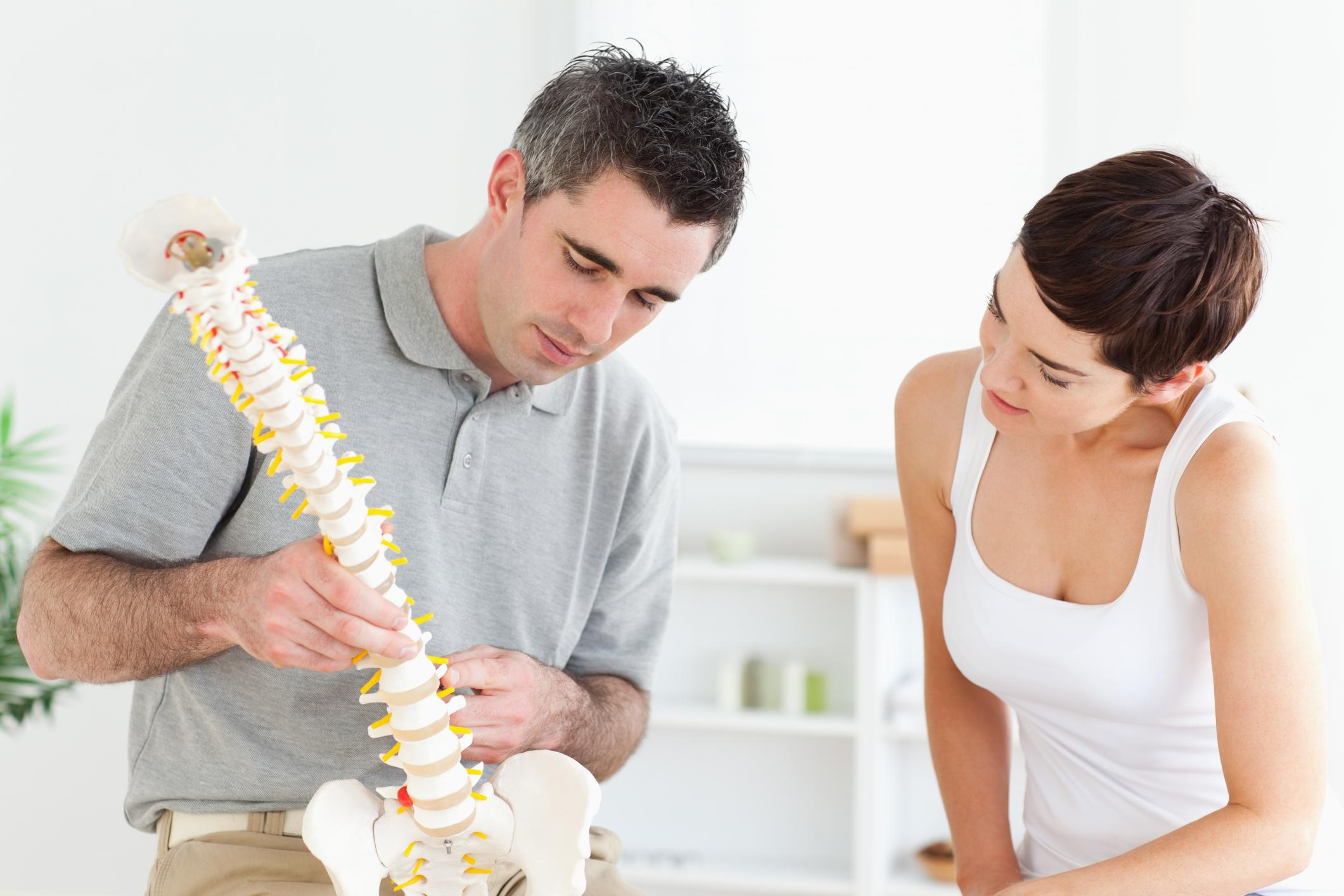 Spinal Adjustments and Chiropractic Services - Services