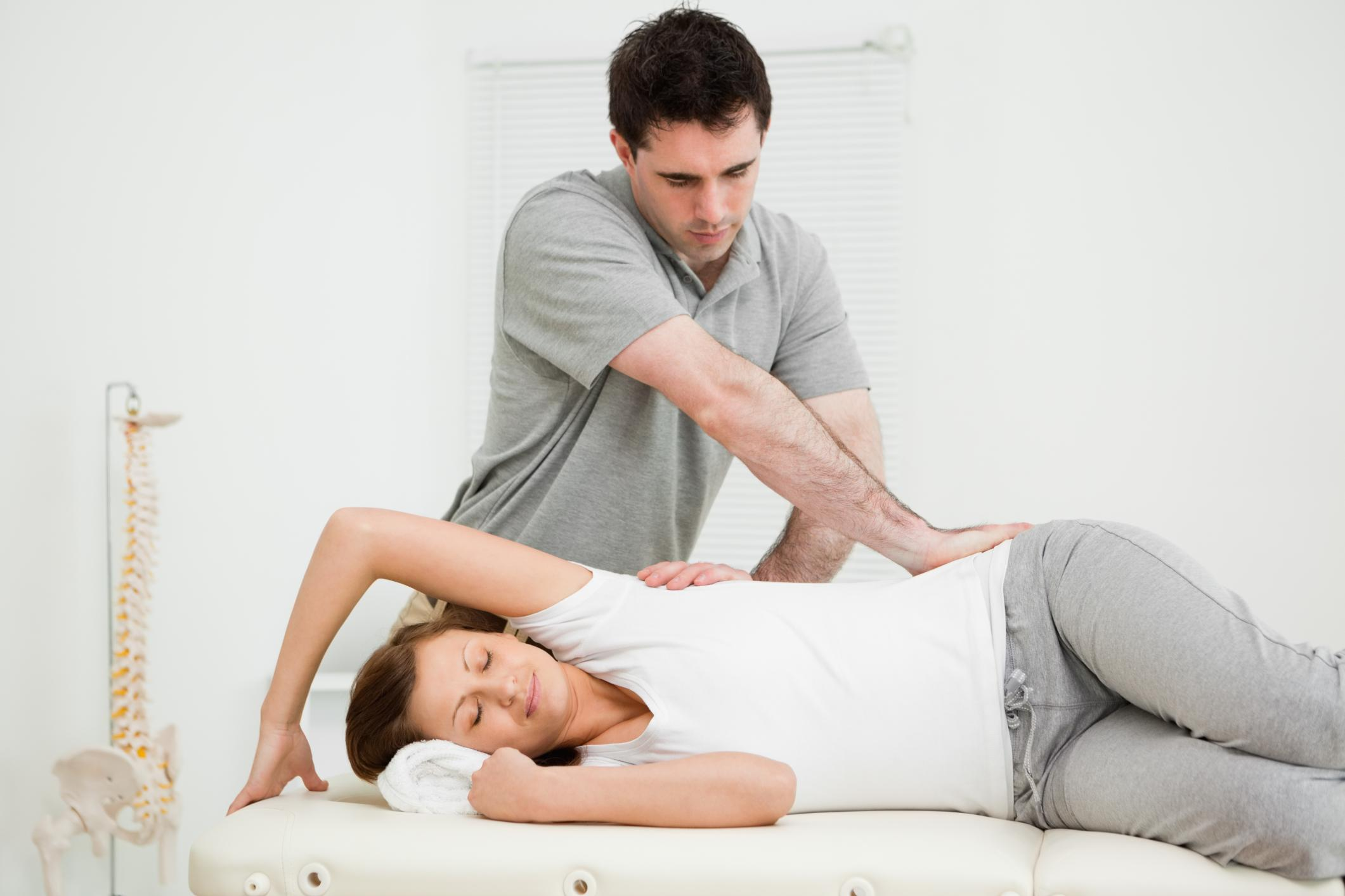 Spinal Adjustments and Chiropractic Services - Spinal Adjustments 2